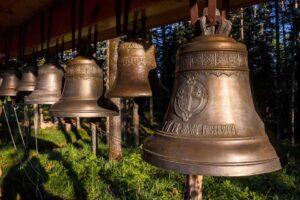 Звонница в Обители Рассвета